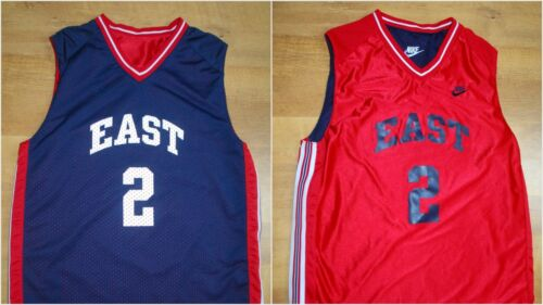 Nike East #2 reversible basketball vest