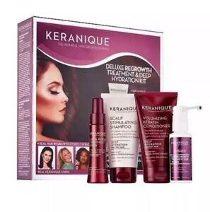 Keranique Hair 🌹regrowth System Shampoo Condition 2