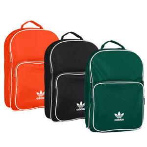 Details zu Adidas Backpack Classic Rucksack Sport Freizeit Schule Tasche Mappe Ranzen