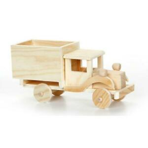 Blank-Unfinished-Wooden-Toy-Truck-4-Inches