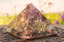 Orpanit® Orgonit Orgon Pyramide M Edelsteine Energie Orgonite