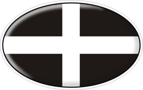 2 cornwall kernow stickers county self adhesive vinyl decals patriotic car badge