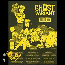 LOVE and ROCKETS #1 (2016) Gilbert & Jaime HERNANDEZ Magazine GHOST Variant NM!