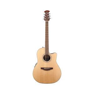 Ovation-Celebrity-Standard-Classical-Acoustic-Electric-Guitar-Natural-Cedar