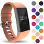 thumbnail 20 - For-Fitbit-Charge-3-Wrist-Straps-Wristband-Best-Replacement-Accessory-Watch-Band