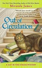 Cat in the Stacks Mystery: Out of Circulation 4 by Miranda James (2013, Paperback)