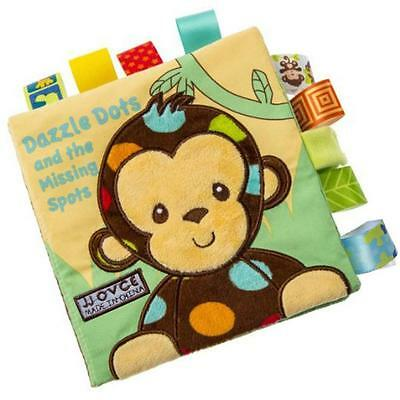 Animal Puzzle Cloth Book Baby Infant Newborn Kids Child Cognize Development Toys