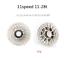 Silver UltraLight 11Speed Cassette 11-28//32//34T Gravel bike Bicycle Freewheel
