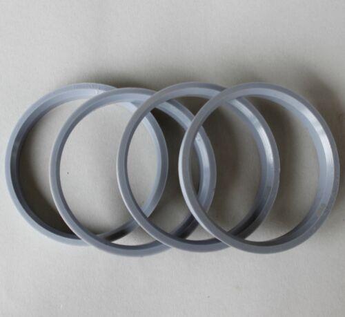 4X Zentrierringe 70,4 x 56,1mm Felgen Zentrierungsringe Für Alufelgen