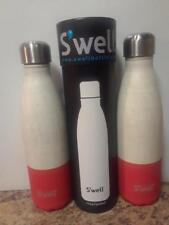 Swell 10017-A18-04460 Stainless Steel Water Bottle 17oz Starboard