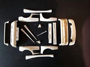 1-18-VW-Golf-Breitbau-Kit-GROSS-17-Teilig-Tuning-Resin
