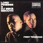 Funky Technician [PA] by Lord Finesse (CD, Apr-2008, Wild Pitch)