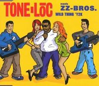 Tone-Loc Wild thing 'y2k (1999, meets ZZ-Bros.) [Maxi-CD]