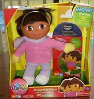 Huggable Dora With Bonus Nick Arcade Game – Brand