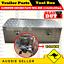 Aluminium-Top-Open-Tool-Box-1210-450-480-mm-Opening-Ute-Trailer-Toolbox-Checker thumbnail 1