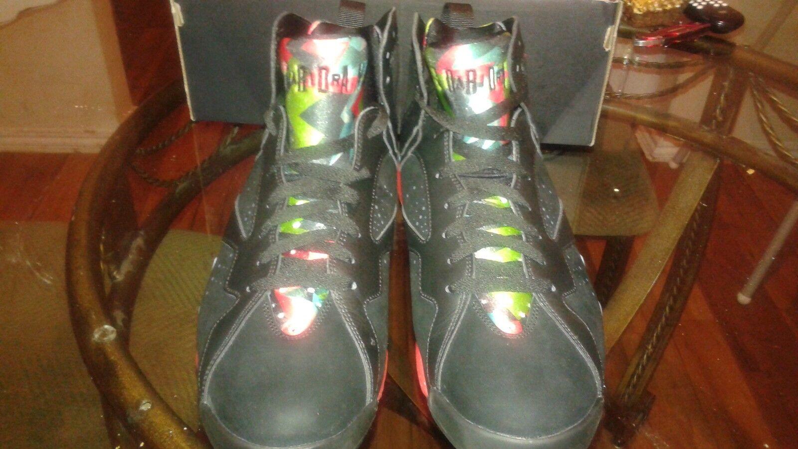 Air Jordan retro 7s Barcelona nights Size 13
