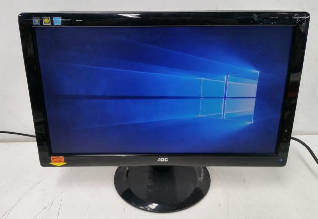 AOC e2236Vwa 22-Inch Full HD Widescreen LED-Backlit LCD Monitor