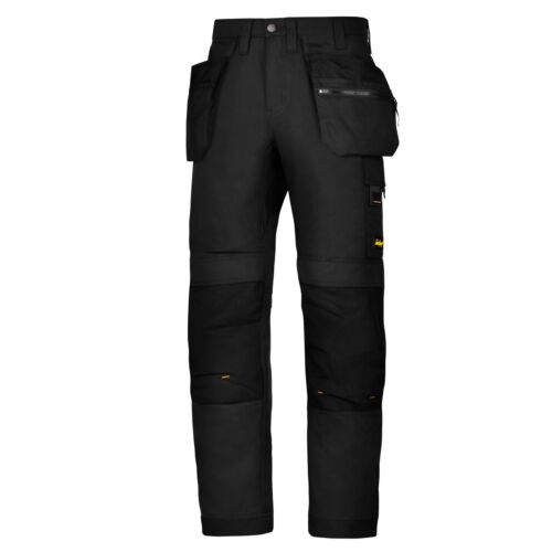 6200 Holster /& Kneepad Pockets Snickers AllroundWork Trousers with Multi