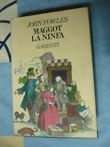 MAGGOT LA NINFA JOHN FOWLES