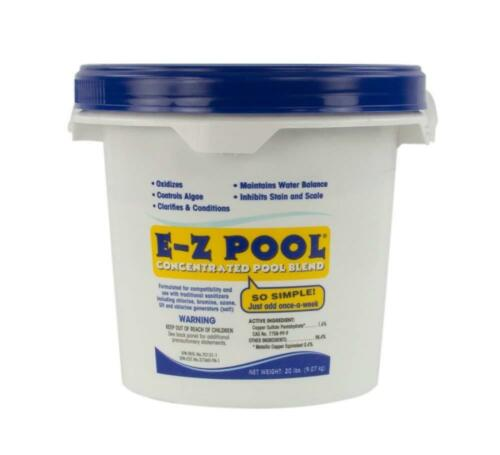 E-Z Pool All In One Pool Care Solution 20 Lbs