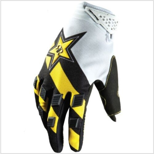 MOTOR BIKE FISHING OUTDOOR NEW DESIGN ROCKSTAR FOXES GLOVES FOR CYCLING
