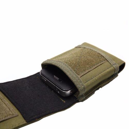 Mini Military Waist Pouch st 3 Tactical Molle Utility Sundries Belt Bum Bag