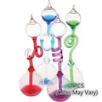 Colorful Office Thinking Hand Boiler, Glass Science 4 PCS (Color May Vary)