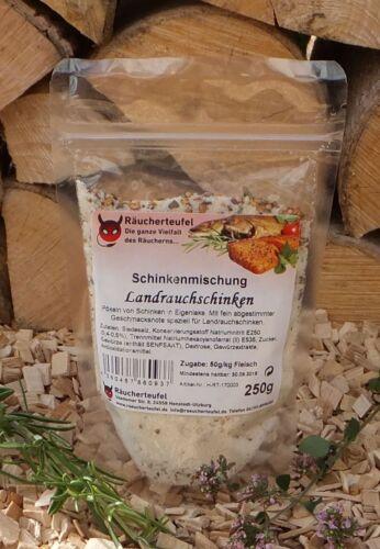 """Schinken-Mischung /""""Landrauchschinken/"""" Pökelmischung für 5kg Schinken"""