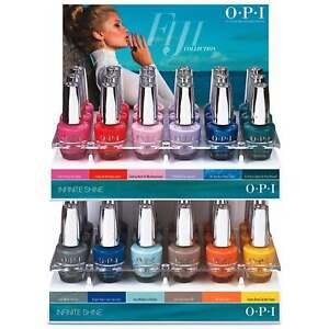 OPI INFINITE SHINE Fiji Nail Polish Collection - 36 Piece Set & Display (ISDF3)