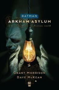 Batman-Arkham-Asylum-TPB-2020-Edition-Softcover-Graphic-Novel