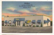 Millie's Diner, Restaurant Route 422 PALMYRA PA Vintage Pennsylvania Postcard