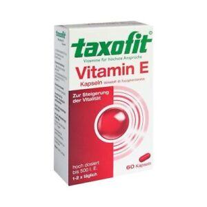 Taxofit-Vitamin-E-60-PC-PZN-4609040