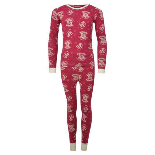 Ragazzi ragazze pigiama PERSONAGGIO perfetta aderenza PJ Set di 1-14 anni Notte Abito Nuovo di Zecca
