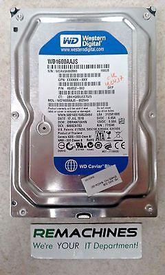 "Western Digital WD1600AAJS-60Z0A0 160GB 7200 RPM 3.5/"" SATA HDD"