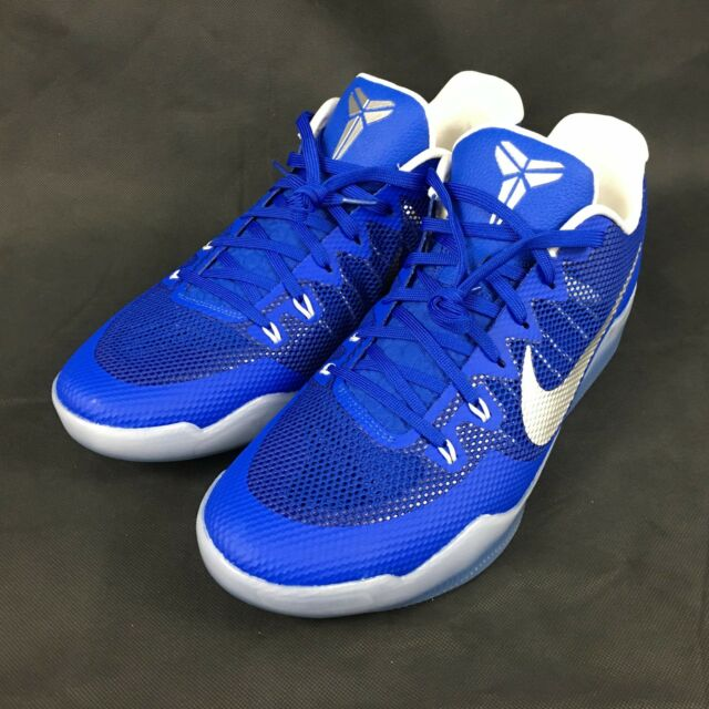 6f32d63f5beef Nike Kobe XI TB Promo Basketball Shoes Royal Blue Mens 15 856485-441 ...