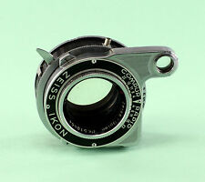 Zeiss Ikon Super Ikonta B Lens/Shutter Assembly, Tessar T Opton 2.8/80 mm