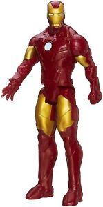 Iron-Man-Actionfigur-Marvel-Avengers-Assemble-Classic-Titan-Hero-Series-12in