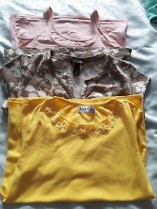 12 Bundle 3 Of Size Tops n7xSwxY64