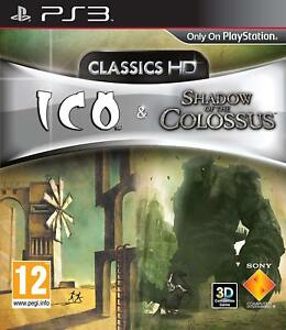 ICO-amp-Shadow-Of-The-Colossus-Classics-HD-Collection-PS3-Playstation-3