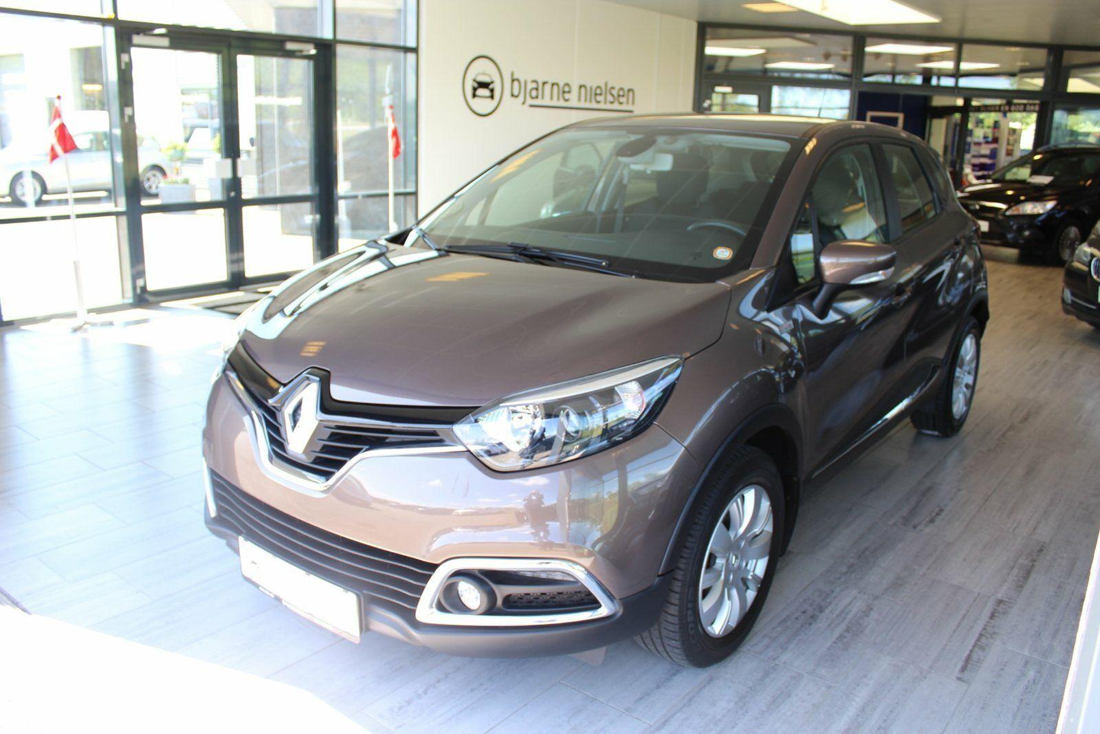 Renault Captur 1,5 dCi 90 Formula Edition