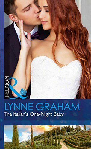 1 of 1 - The Italian's One-Night Baby (Brides for the Taking, Book 2),Lynne Graham