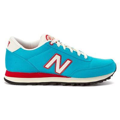 New Balance Classics Traditionnels Teal Womens Trainers