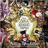 Danny Elfman - Alice Through The Looking Glass NEW CD
