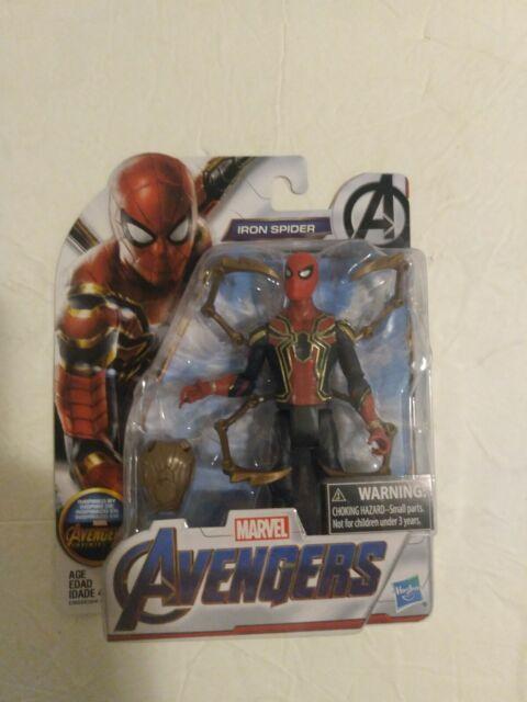 "Marvel Avengers Infinity Krieg Spider Man Iron Spider 6"" Aktion Figur NIB"