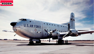 Roden 311 - C-124C Globemaster II 1947 - 1 144 scale model airplane kit 276 mm