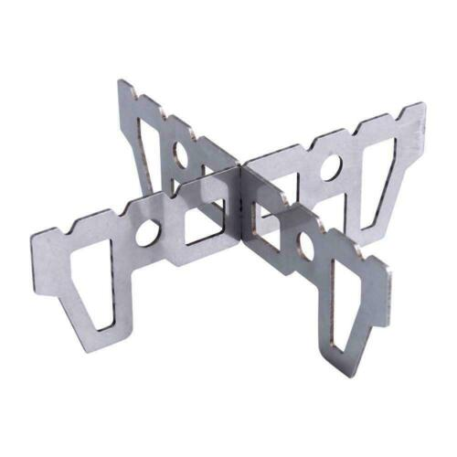 Alcohol Stove Stand Rack Spirit Burner Base Bracket Stainless Steel/_Rack/& F7O2