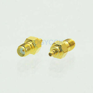 1pce N male plug to MMCX female jack RF coaxial adapter connector