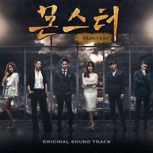 Details about Monster OST 2016 Korean MBC TV Show K-Drama O S T CD+Booklet  K-POP Sealed