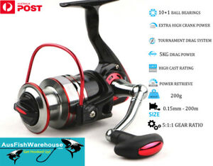 9351a289660 Fishing Reel Size 1000 Best Value Spin Reels | Big Brand Quality ...