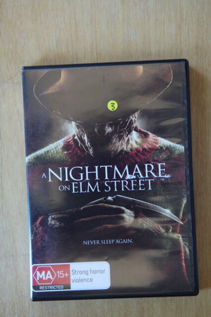 A Nightmare On Elm Street (DVD, 2010) -  Pre Owned VGC (Box D16)